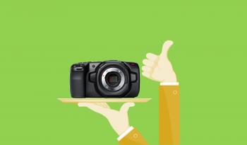 Blackmagic Pocket 6k Kamera İnceleme