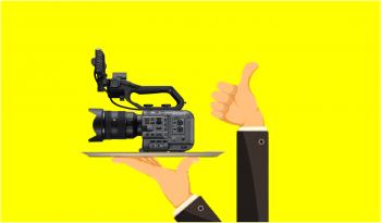 Sony FX9 Full-Frame Video Kamera İncelemesi