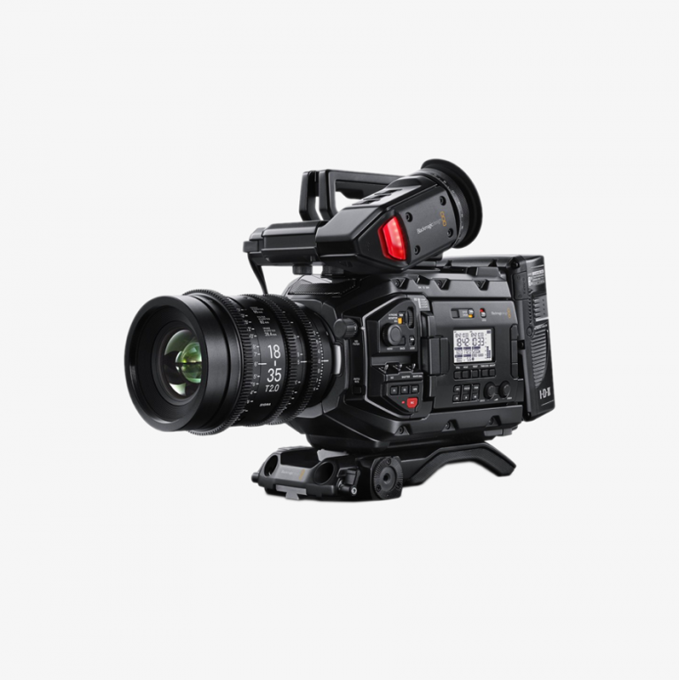 Kiralık Blackmagic Ursa Mini Pro 4.6K Kamera