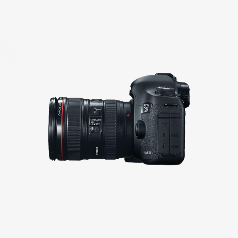 Kiralık Canon Eos 5D Mark III