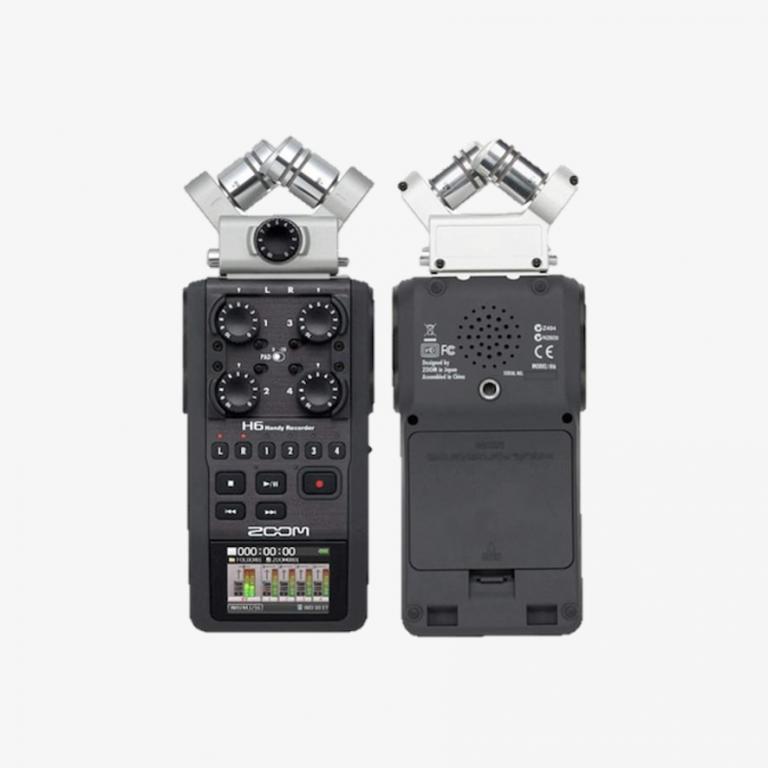 Kiralık Zoom H6 Ses Kayıt Cihazı