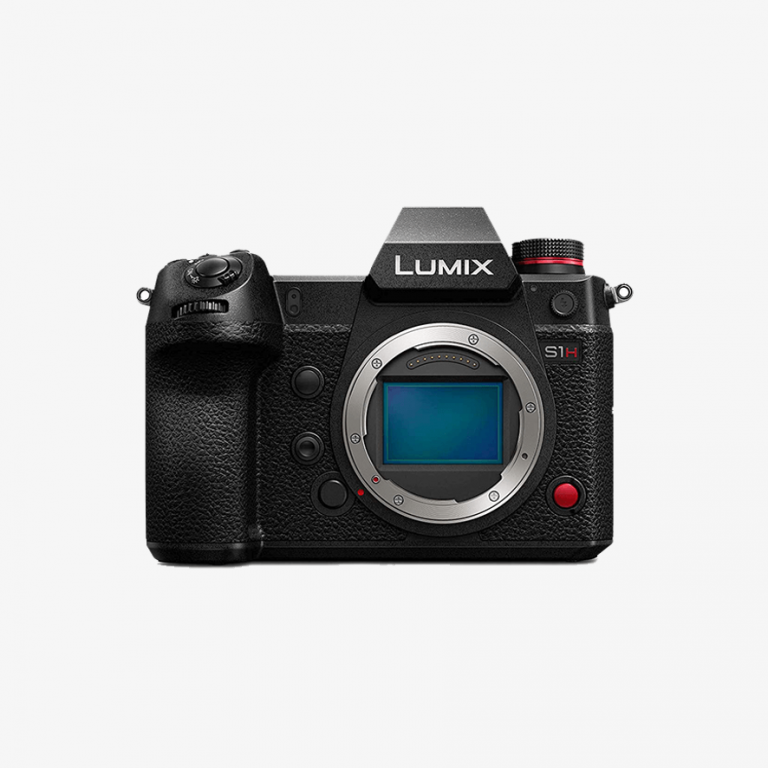 Kiralık Panasonic Lumix S1H Kamera