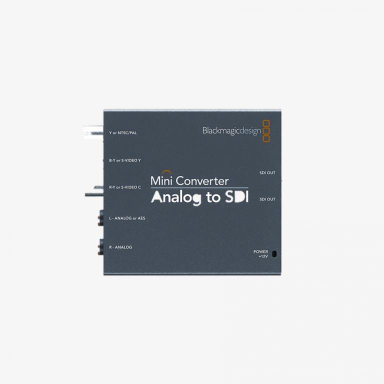 Kiralık Blackmagic Mini Converter SDI to HDMI