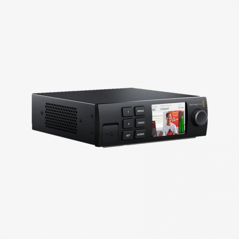 Kiralık Blackmagic Web Presenter