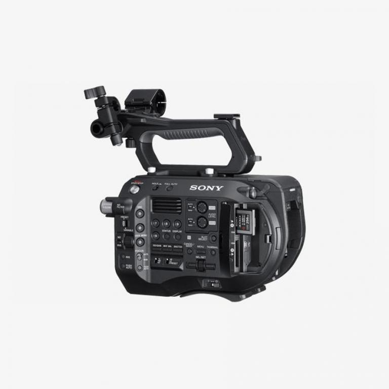 Kiralık Sony FS7 Mark II Kamera
