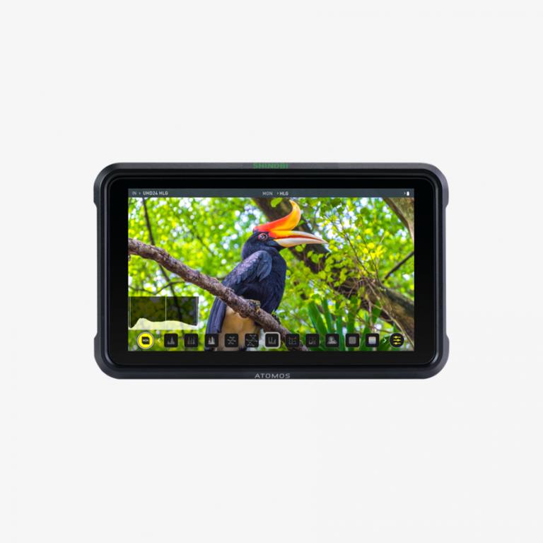 Kiralık Atomos Shinobi 5 inch Monitor