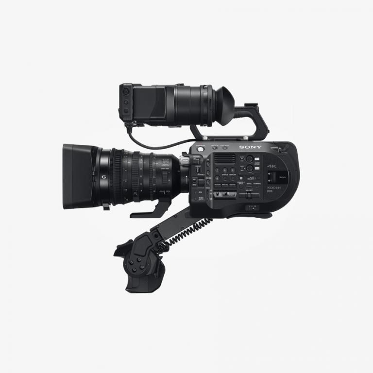 Kiralık Sony FS7 4K Kamera Seti
