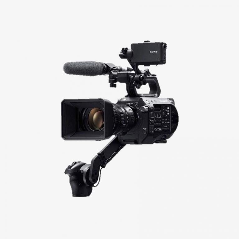 Kiralık Sony FS7 M2 Kamera Seti