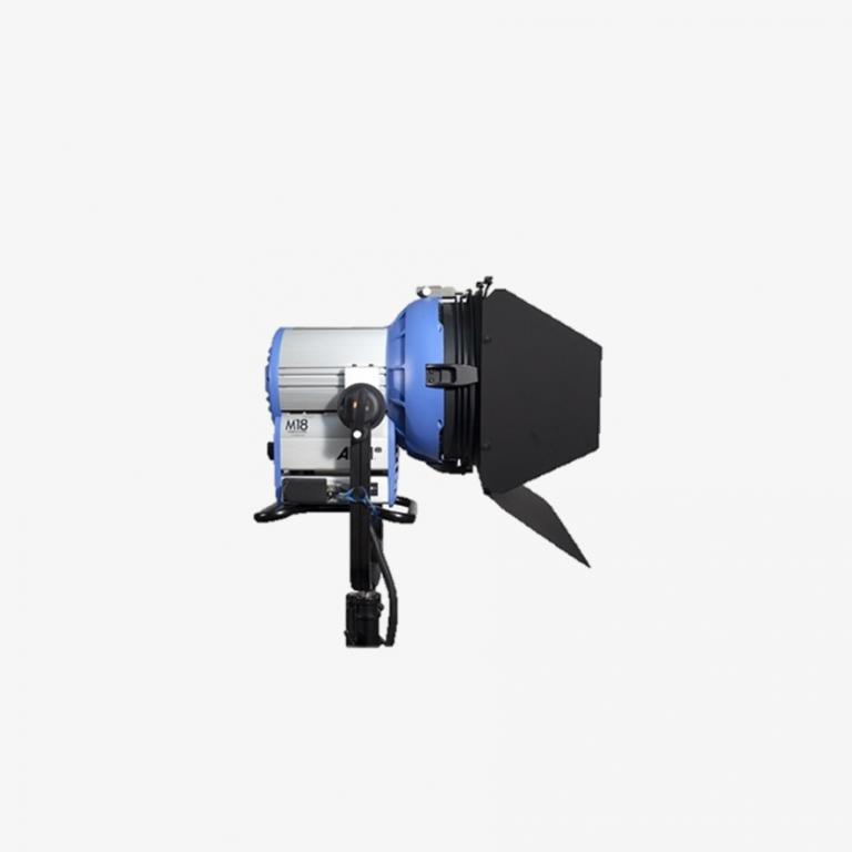 Kiralık Arri M18 1800 Watt Hmı Spot Işık