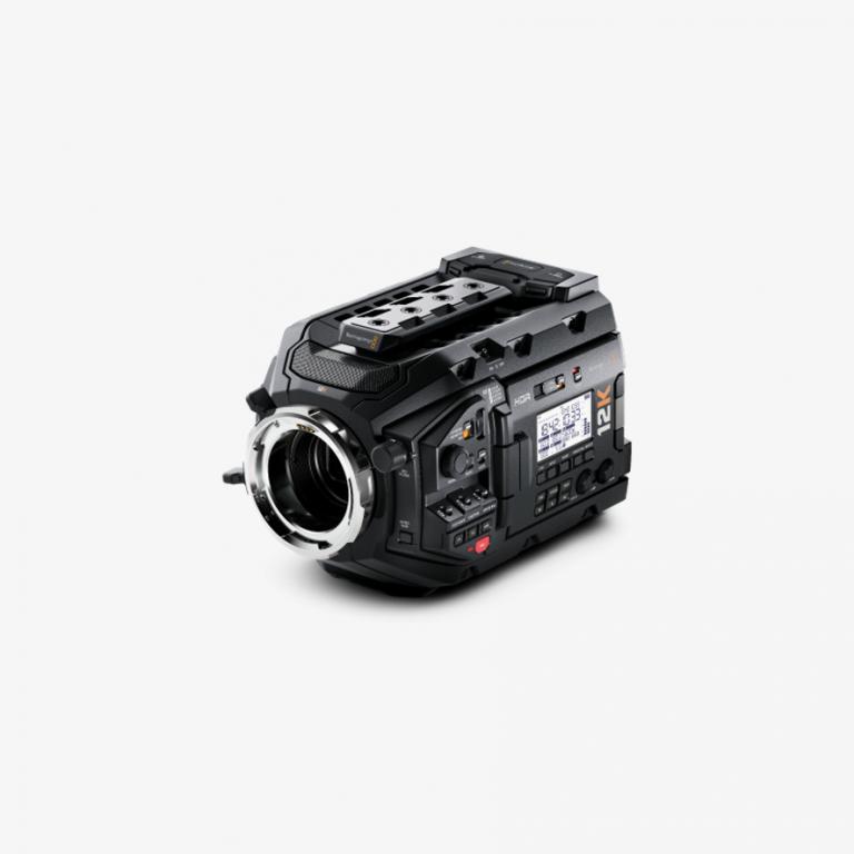 Kiralık Blackmagic Design URSA Mini Pro 12K
