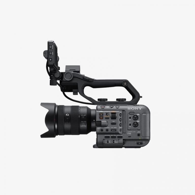 Kiralık Sony PXW- FX6 Kamera