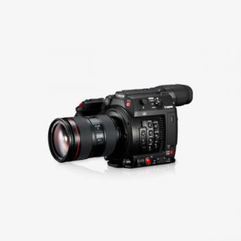 Kiralık Canon C200 4K Kamera