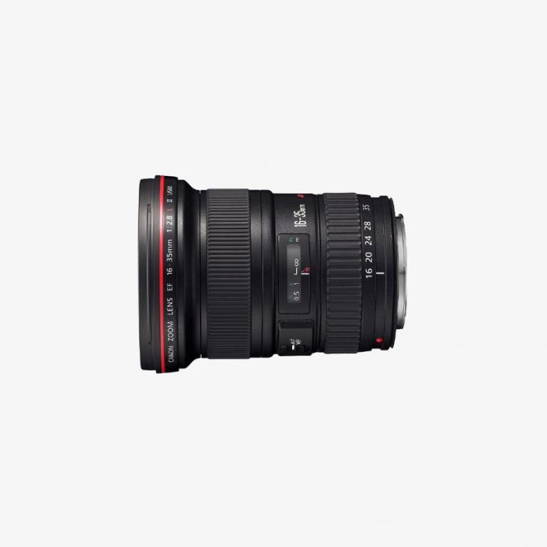 Kiralık Canon 16-35mm F 2.8 Lens