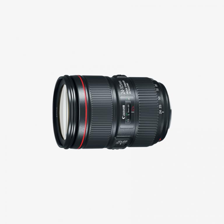 Kiralık Canon 24-105mm f/4.0 Lens
