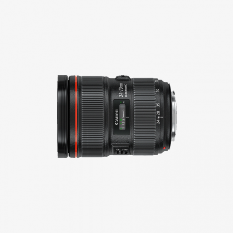 Kiralık Canon 24-70mm f/2.8 USM II