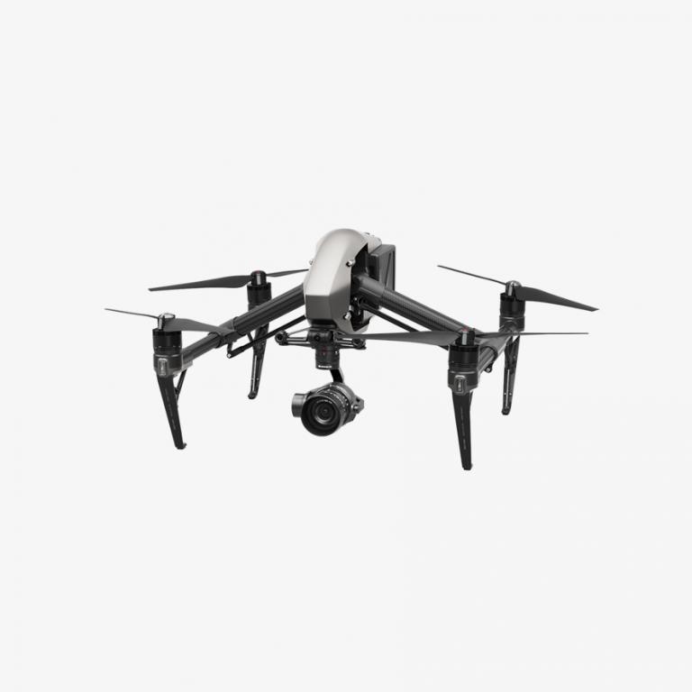 Kiralık DJI Inspire 2 X5S Drone
