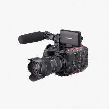 Kiralık Panasonic EVA1 EF Kamera