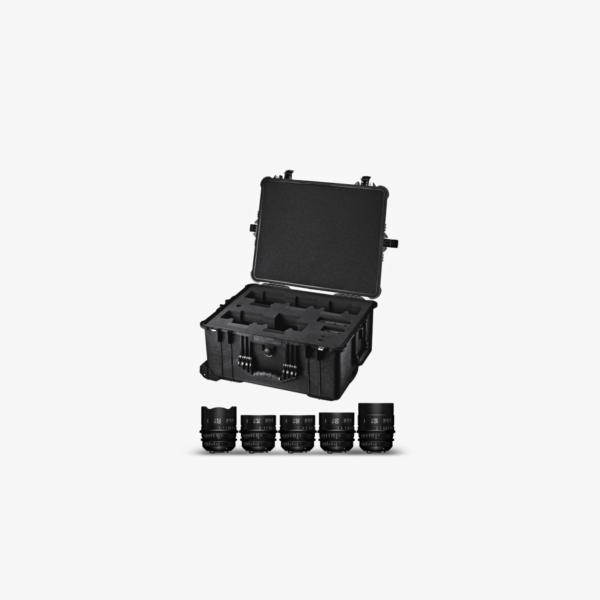 Kiralık Sigma High Speed Prime Lens Seti