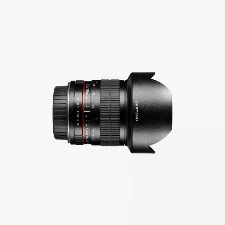 Kiralık Samyang 10mm Lens