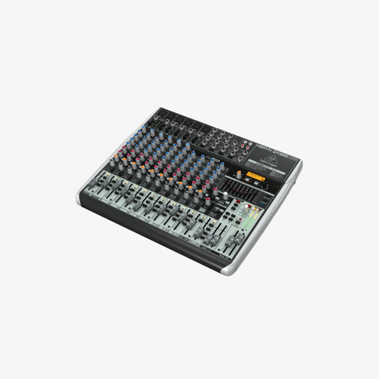 Kiralık Soundcraft Ses Mikseri