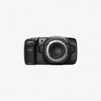 Kiralık Blackmagic Pocket Kamera 6K EF