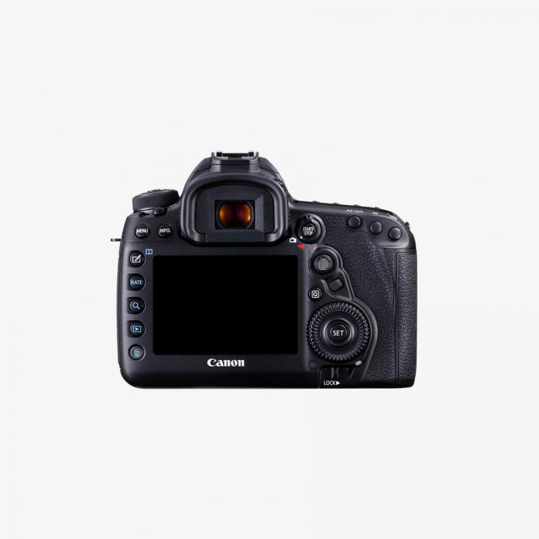 Kiralık Canon 5D Mark IV