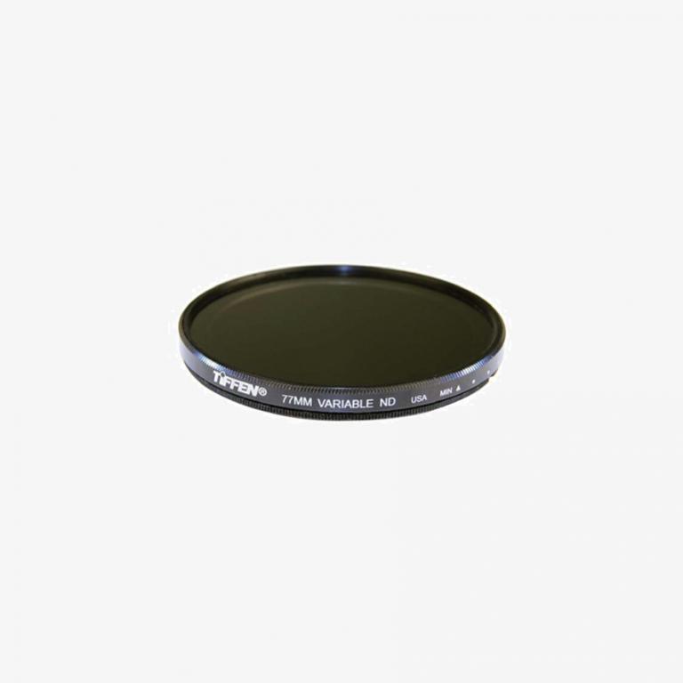 Kiralık Tiffen 77mm Variable ND Filtre
